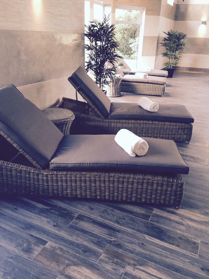 Beau Monde Spa, relaxation suite