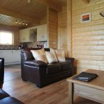 Coastal Cottage n Northumberland - Grey Heron Lodge Lounge