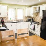 Self-catering accommodation in Northumberland, Pippin cottage kitchen